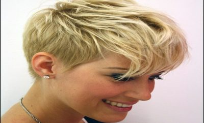 Pictures Of Short Haircuts For Thin Hair 7