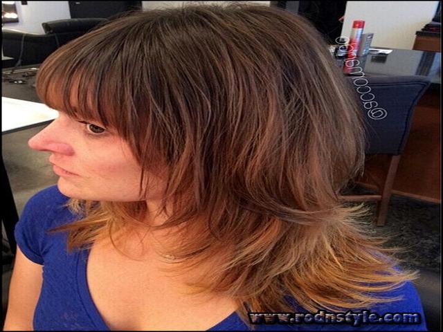 Shag Haircuts For Thin Hair 2