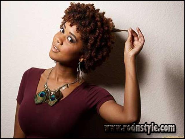 Short Black Natural Hairstyles 2015 5