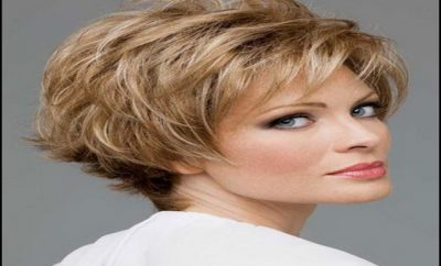 Short Haircuts For Mature Women 3