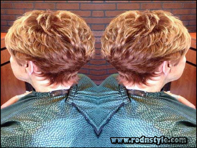 Short Haircuts For Women Over 70 13