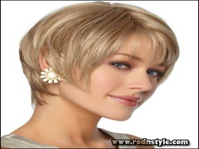 Short Haircuts For Women With Thin Hair 5