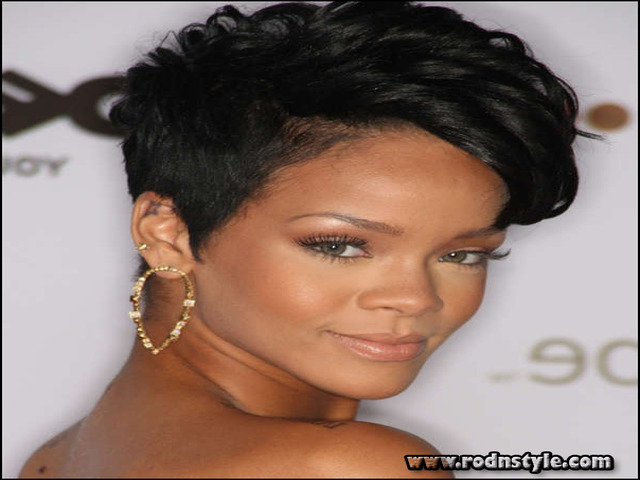 Image for 8 Pictures Of Short Weave Hairstyles For Black Hair