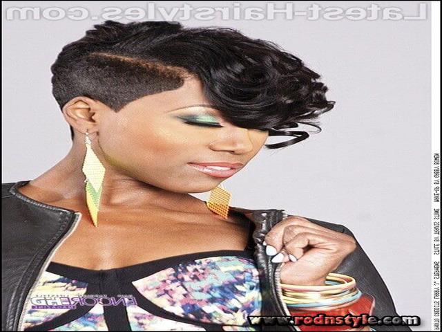 Short Weave Hairstyles For Black Hair 3