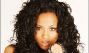 Wet And Wavy Hairstyles For Black Hair 0