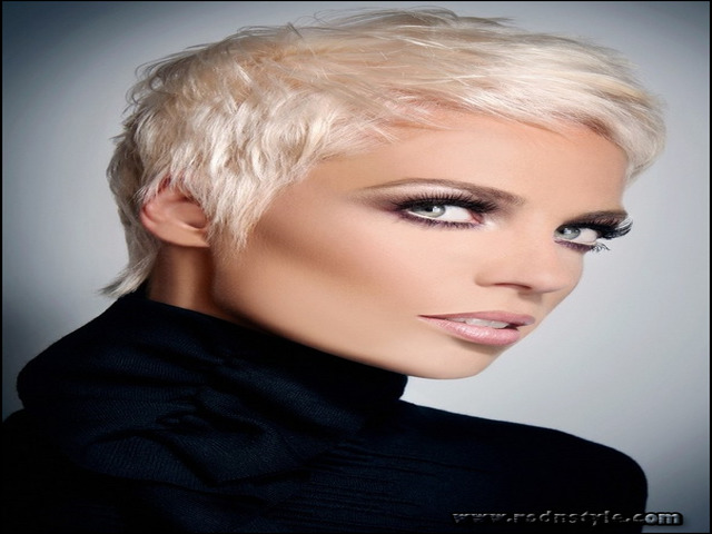 Image for This 11 Gallery Of Womens Short Haircuts For Thin Hair