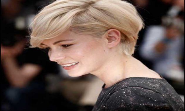 Womens Short Haircuts For Thin Hair 13