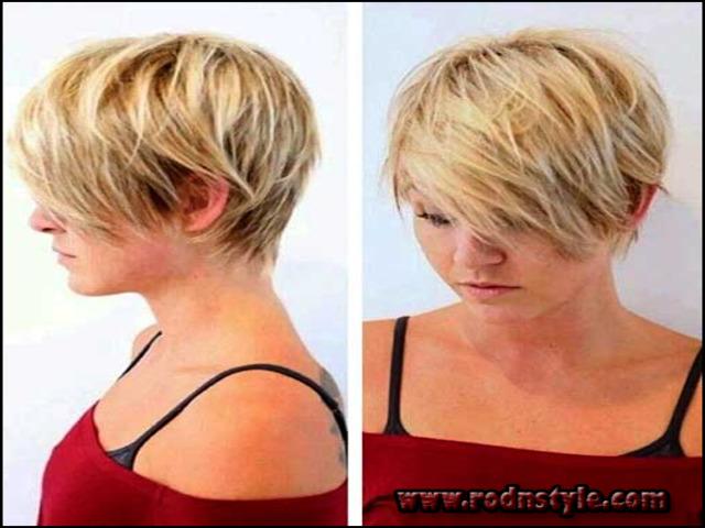 Womens Short Haircuts For Thin Hair 5