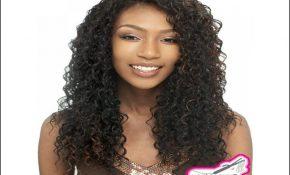 Beach Curl Weave Hairstyles 1