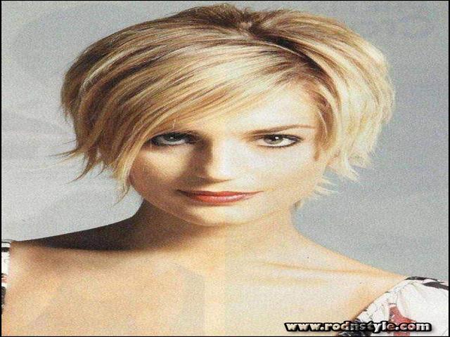 Women's Short Haircut Styles 11