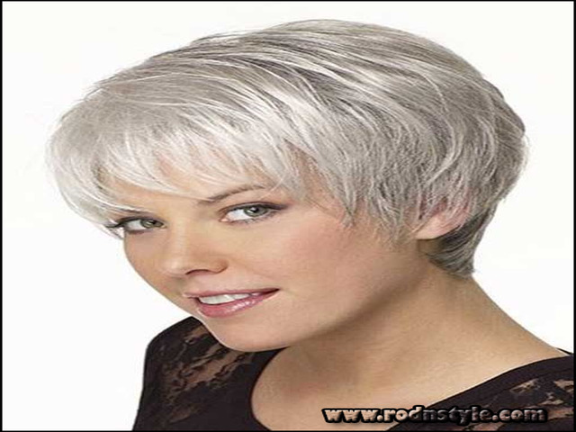 Women's Short Haircut Styles 7