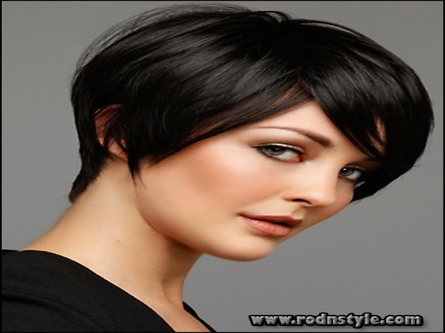 Women's Short Haircut Styles 9
