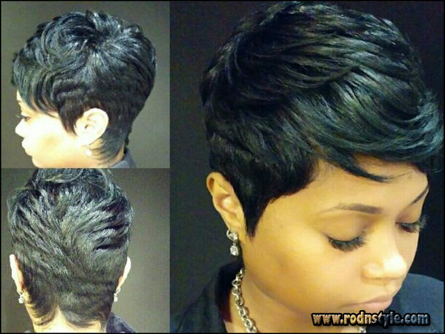 Wrap Hairstyles For Short Hair 1