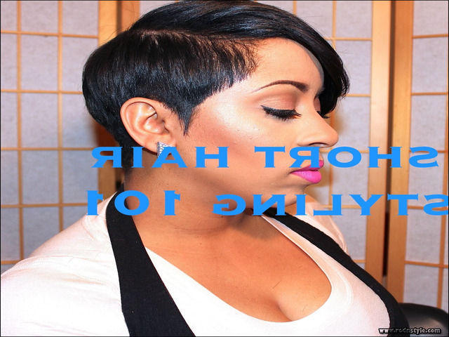 Wrap Hairstyles For Short Hair 3