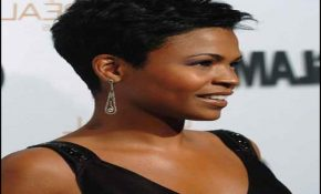 Black Female Short Haircuts 5