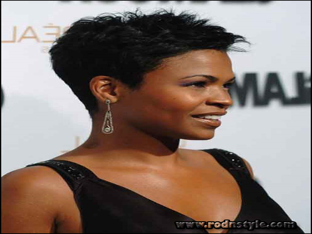 Black Female Short Haircuts 5