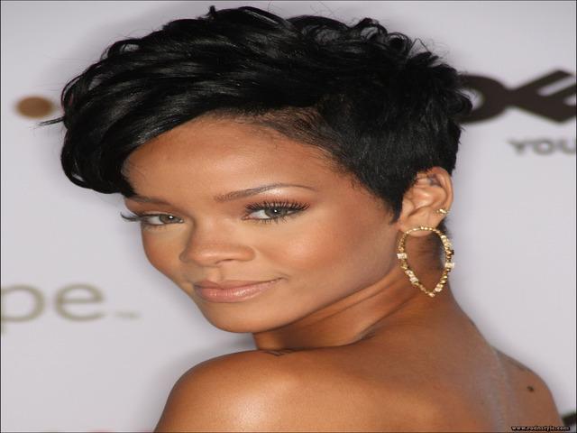 Black People Short Haircuts 6