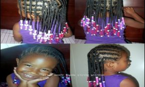 Braided Hairstyles For African American Girls 2