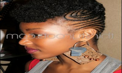 Braided Hairstyles For African American Girls 5