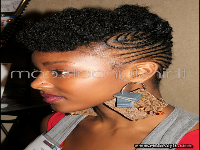 Braided Hairstyles For African American Hair 7