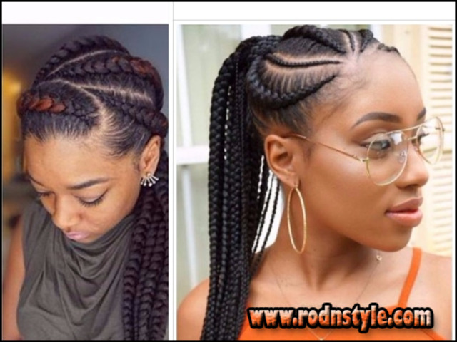 Braiding Hairstyles For Teenagers 1