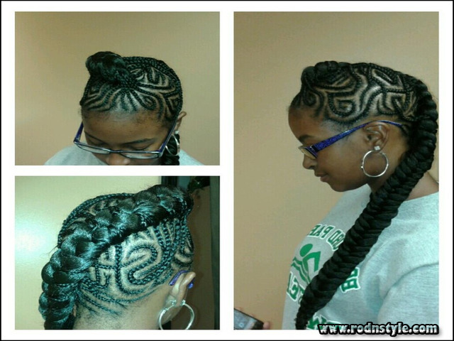 Braiding Hairstyles For Teenagers 9