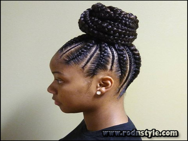 Cornrows Braids Hairstyles Pictures 5