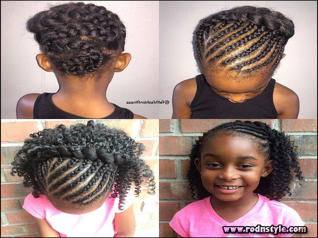 Crochet Hairstyles For Kids 12