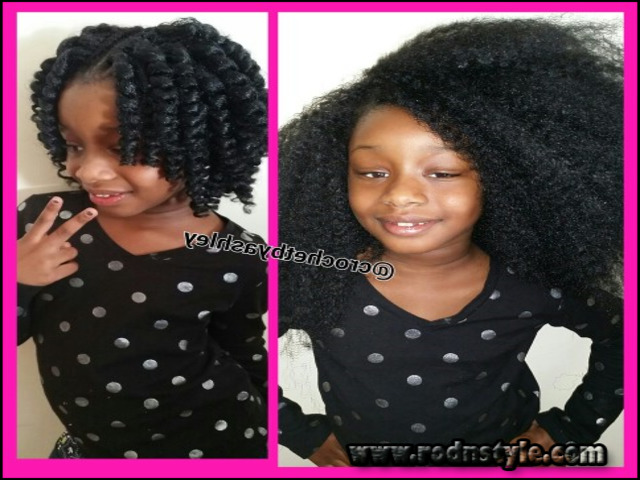 Crochet Hairstyles For Kids 13