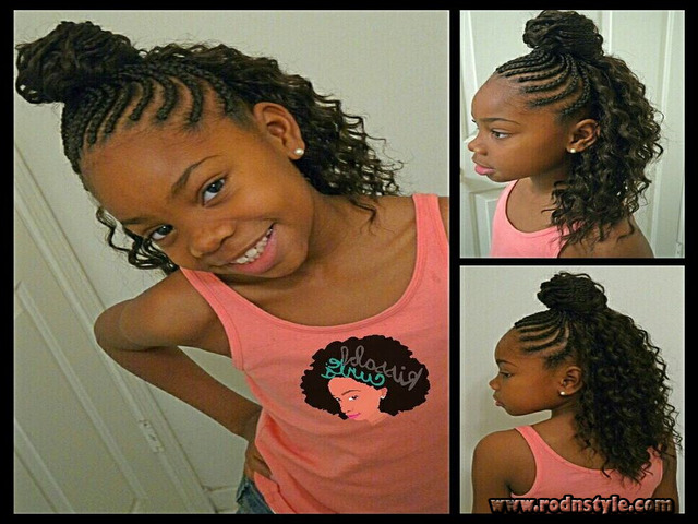 Crochet Hairstyles For Kids 5