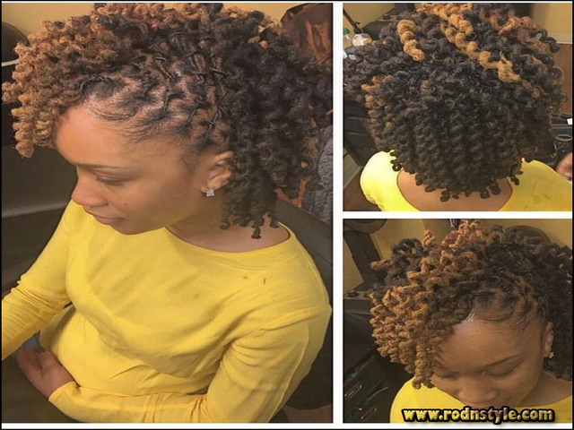 Different Hairstyles For Dreads 5
