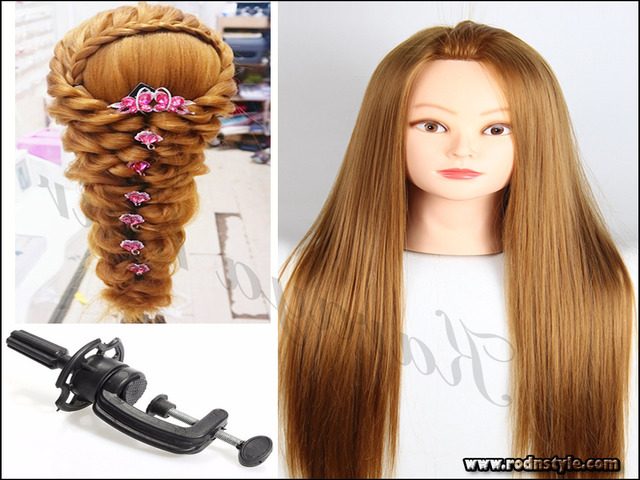 Doll Heads For Hairstyling 3