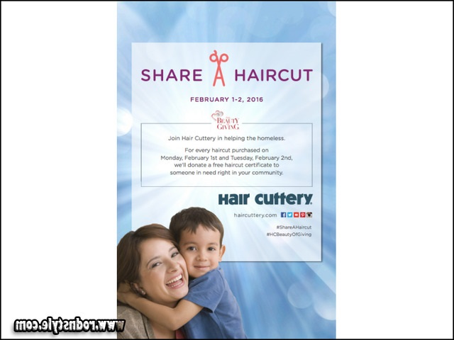 Donate Hair Free Haircut 11