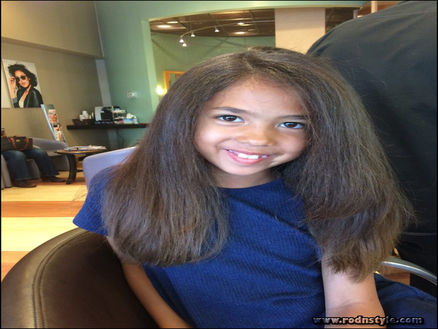 Donate Hair Free Haircut 8