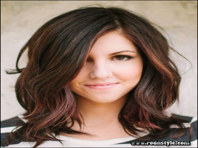 Easy Haircuts For Thick Hair 12