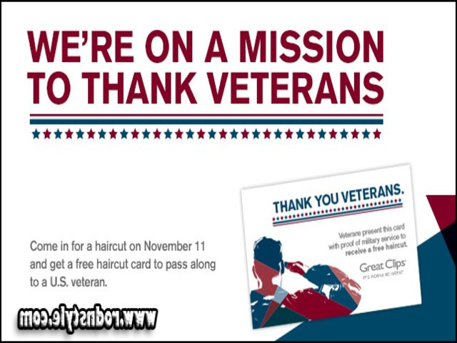 Free Haircuts For Veterans 3
