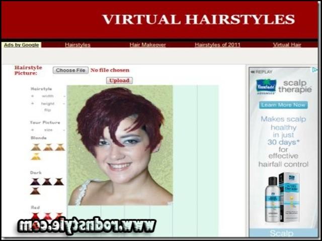 Free Virtual Hairstyles Upload Photo 11