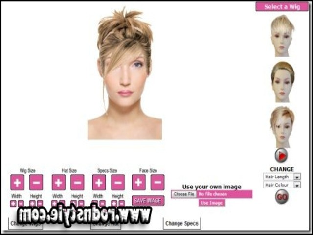 Free Virtual Hairstyles Upload Photo 9