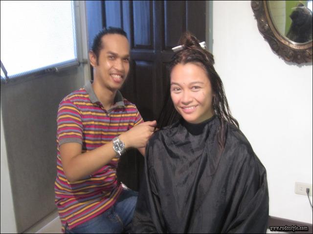 Haircut At Home Service 1