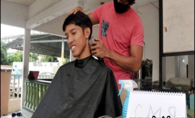 Haircut At Home Service 3