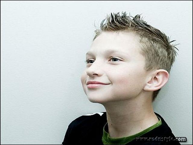 Haircut For Kid Boy 11