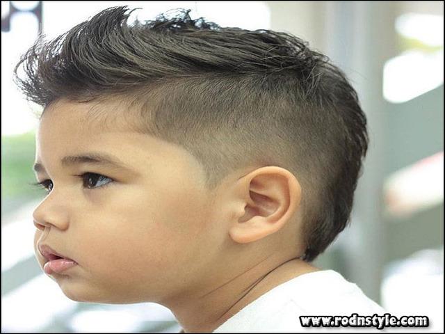 Haircut For Kid Boy 4