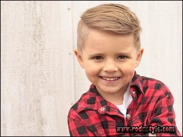 Haircut For Kid Boy 5