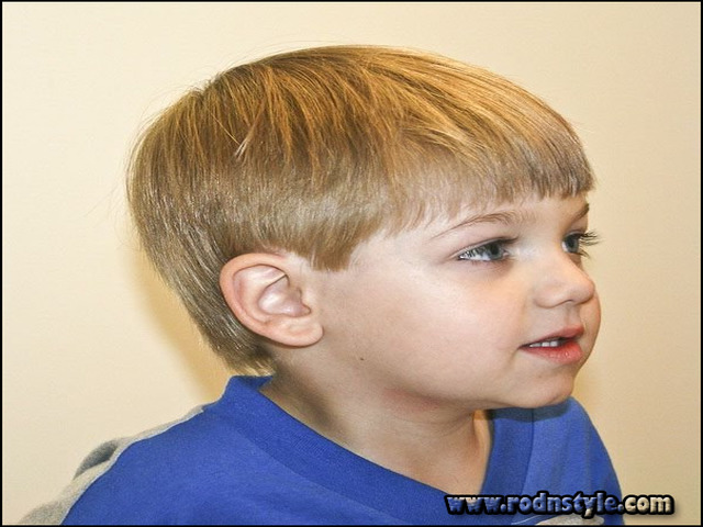 Haircut For Kid Boy 6