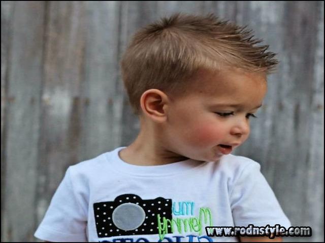 Haircut For Kid Boy 8