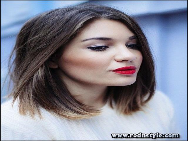 Haircut Ideas For Thick Hair 13