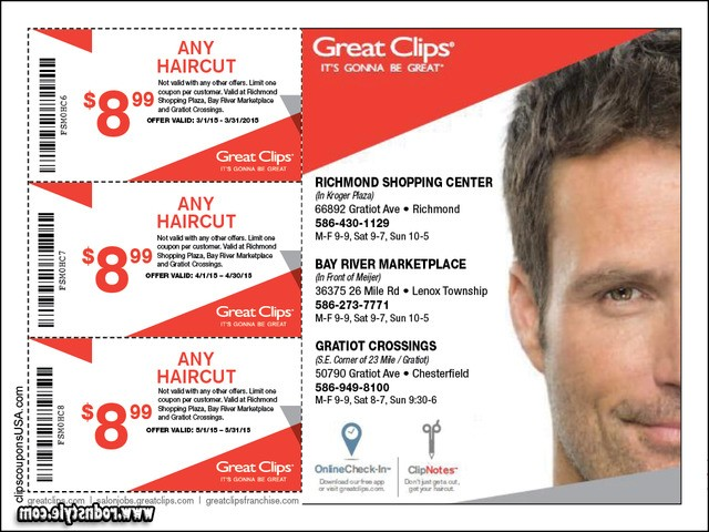 Haircut Prices At Great Clips 7