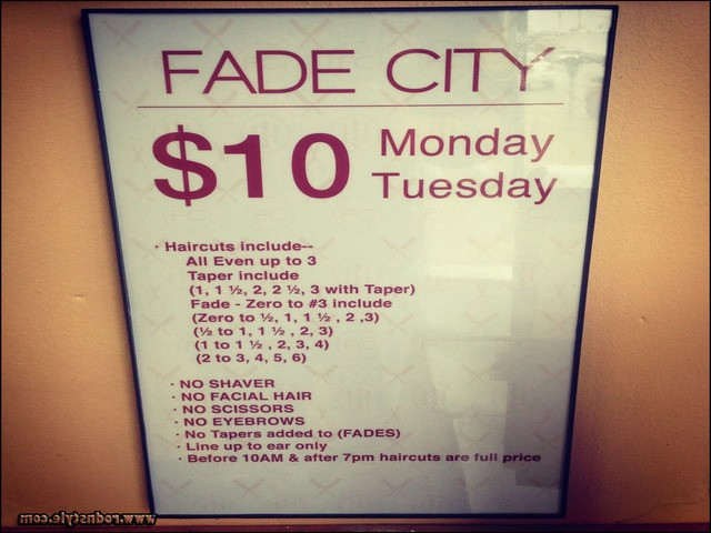 Haircut Specials Near Me 7