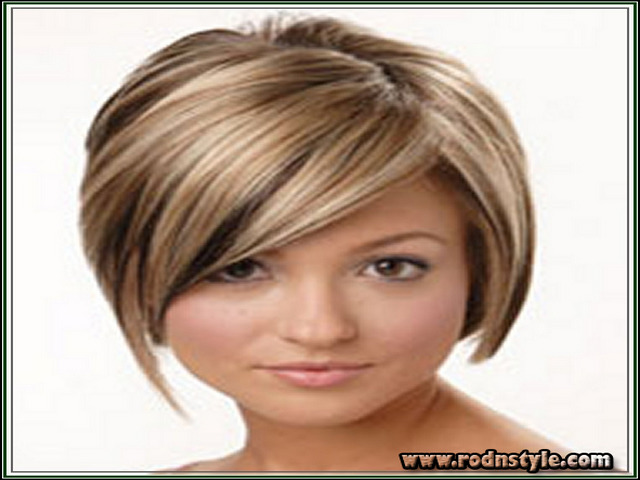 Haircuts For Fine Hair And Round Face 5