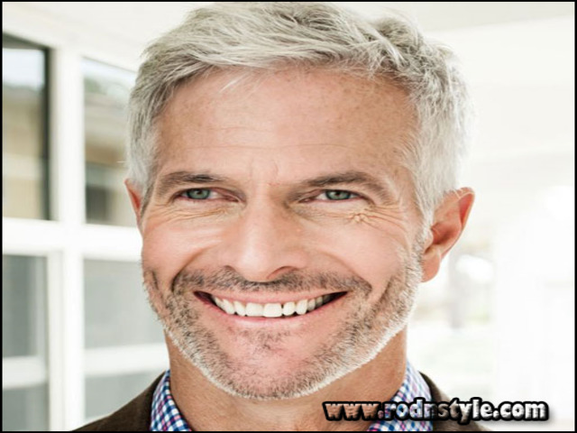 Haircuts For Older Men 12